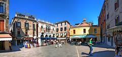 Campiello de L'anconeta, Venice (Slybacon) Tags: venice panorama venezia stitched autopano lightmachine autopanogiga
