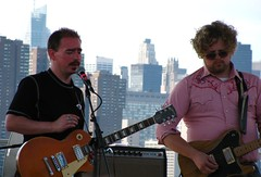 (Arielinha) Tags: nyc brooklyn concert free h2o williamsburg indierock jasonmolina magnoliaelectricco