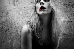 taste this hurt (Leah Johnston) Tags: portrait woman selfportrait girl female self mouth dead fight hurt blood alley sad vampire zombie leah fineart creepy bloody portfolio johnston trueblood selfportraitartist leahjohnson leahjohnston leahjohnstonphotography leahjohnsonphotography leahjohnstonphotos tastethishurt