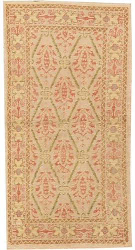 Antique Spanish Rug #40228 by Nazmiyal Collection