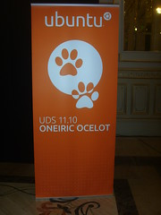 Ubuntu Developers Summit - Oneiric logo