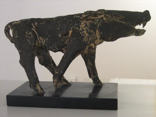 """Boar"" by Chales Umlauf"