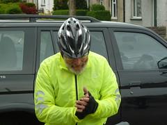 John at Tebay (MikeEye) Tags: charity bike emerson ride landsend cycle bikeride johnogroats cycleride lejog
