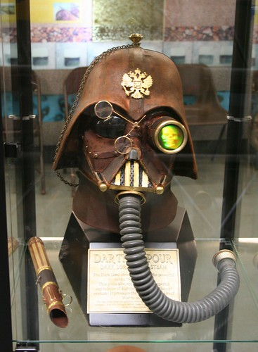 Darth Vapour