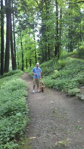Washington Park Morning Walk