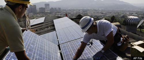 Инвестиции Google  в солнечную энергетику