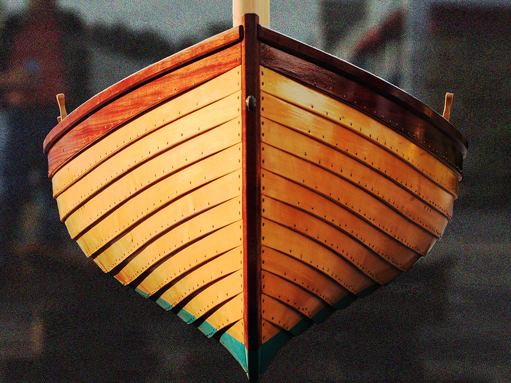 More Wooden Boats from Olympia Wa.