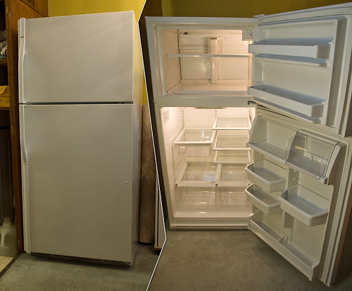 My Old Fridge