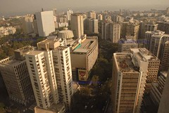 Mumbai skyline from Reopend Trident Hotel after the terror attack (E R) Tags: india skyline bombay maharashtra mumbai slum urbandevelopment seaface arabiansea mumbaiskyline mumbaicity tridenthotel mumbaislum mumbairealestate oberoihotelmumbai mumbaicityscape mumbaihighrise maharashtrarealestate