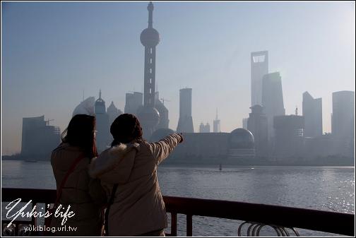 [09冬遊江南][20]Day5 – 黃浦公園(外灘公園) ~ 黃浦江上好風光!