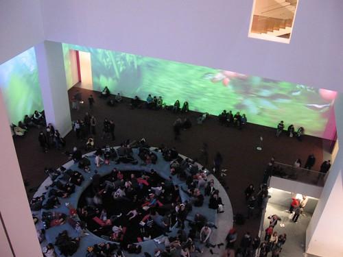 IMG_9507 Pipilotti Rist at MoMA
