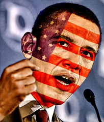 ~ Obama Results ~ (ViaMoi) Tags: usa art digital photoshop president barak obama inauguration barackobama barack digg viamoi obamafever jan202009