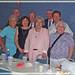 Class of 1960 - Front- Ellen Eckley Everhart, Mary Beth Patrick Ruthem, Louise Anderson Walton, Nancy Blitho Barnes, Back- Al Cope, Kenny Horn, John Birney, Dan Stahl