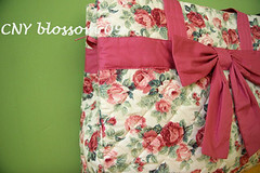 new blossom bag for the new year!