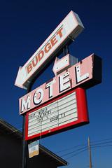 20090129 Budget Motel