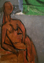 Matisse, Piano Lesson Detail