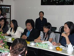 Business Women in HCMC