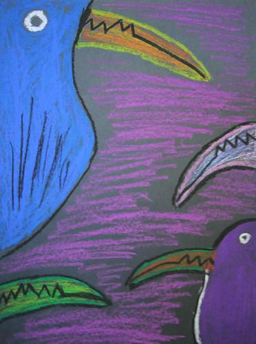 Mackenzie's toucans