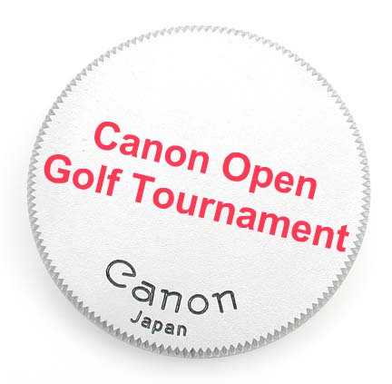 Canon Open Golf Ball