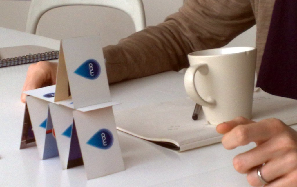 planning poker warm up by fsse8info, on Flickr