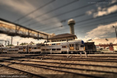 Newcastle Railway Station (#61) (Christopher Chan) Tags: station train canon newcastle australia nsw newsouthwales hunter 1022mm hdr 30d tiltshift snaptweet