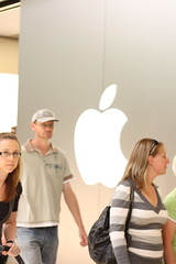 apple store 10th anniversary