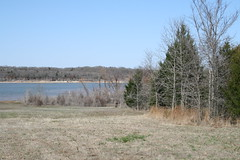 Lake Texoma (paiger566) Tags: trees winter fall oklahoma nature water grass outdoors wooded laketexoma forested lakeorpond lis5403sp09