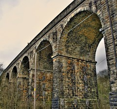 Viaduct in Uppermill (pixiepic's) Tags: viaduct hdr blueribbonwinner uppermill mywinners abigfave platinumphoto