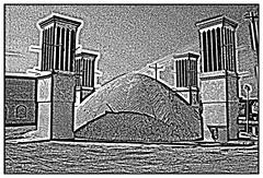 U.F.O. in Yazd... (My soul in pixel..) Tags: iran yazd emilius photographicufo tentativodifugadallafotografia overdrinkinginphotography photographytryingtoescapefromitself