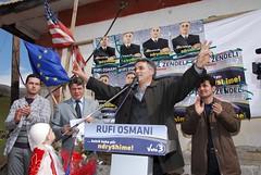DSC_0602 (RufiOsmani) Tags: macedonia change albanian elections 2009 kombi osmani gostivar rufi shqip flamuri maqedoni gjuha rufiosmani zgjedhje ndryshime politike