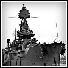 Battleship Texas (Onilad) Tags: ship channel sanjacinto worldwar12 battleshiptexas onilad