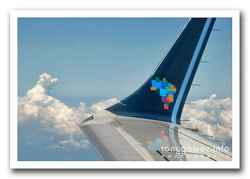 Azul: nuestro primer vuelo