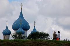 Суздаль (primorskaya) Tags: sky church landscape suzdal церковь пейзаж суздаль