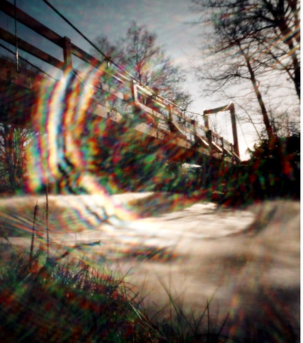 Pinhole sunburst 20Mar09
