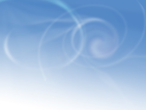 abstract blue background light