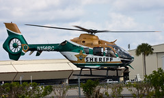 Broward County Sheriff (Code20Photog) Tags: county florida fort lauderdale sheriff eurocopter broward deutschla ndec135