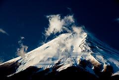 clouds (takay) Tags: cloud mountain snow japan landscape bluesky  mtfuji beautifulscenery beautifulearth takay