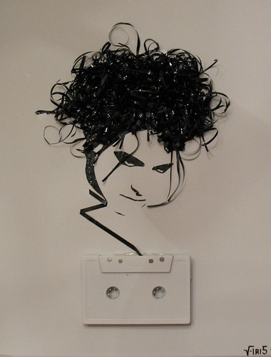 Ghost in the Machine: Robert Smith by iri5.
