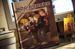 Applegeeks: Freshman year Vol 1