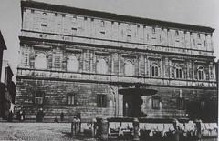 1870 2005 Palazzo Torlonia (Roma ieri, Roma oggi: Raccolta Foto de Alvariis) Tags: italy rome roma via 1870 delle rioneborgo fotoalinari scossacavalli conciliazionepalazzo torloniapiazza