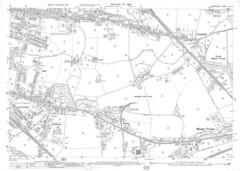 OS 1:2500 Sheet 7-13 1912 (University of Glasgow Library) Tags: map maps survey ordnance universityofglasgow lanarkshire