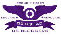 The Oz Squad badge