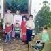 (L-R) Kevin, Randal, Jennifer, Bradley, Karen, Jeffrey, and Brian
