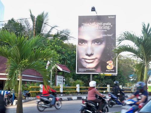 Iklan Baliho Balikpapan, Samarinda