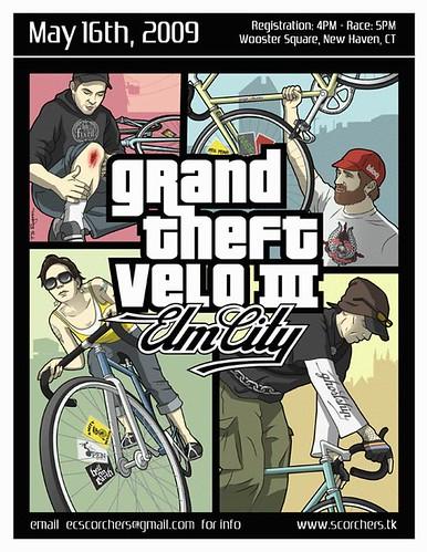 Grand Theft Velo