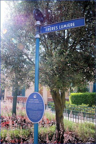 Place de Freres Lumiere