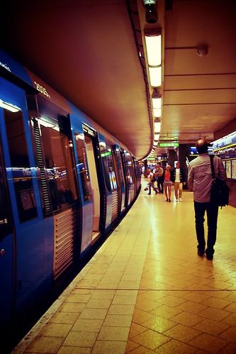 Infart Stockholm