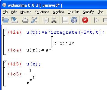 Maxima Math