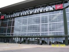 Lambeau Field - Atrium (JJ Selagy) Tags: packers greenbay lambeaufield