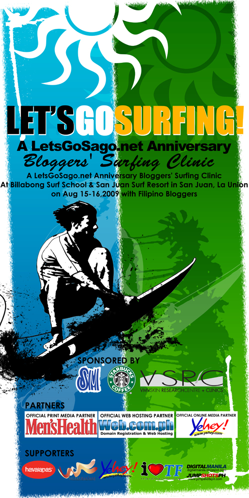 Lets Go Sago Surf Clinic